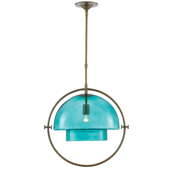 Astrid Pendant - Denise McGaha Lighting for Currey & Co