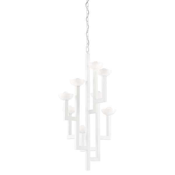 Coupe Chandelier - Denise McGaha Lighting for Currey & Co