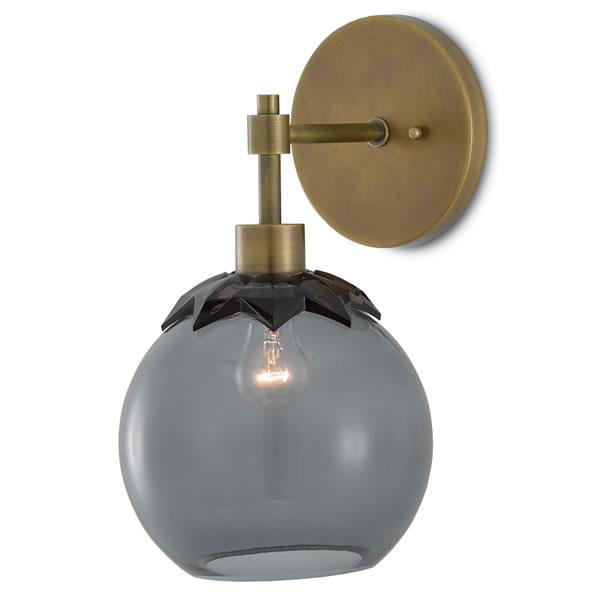 Sozanni Wall Sconce - Denise McGaha Lighting for Currey & Co