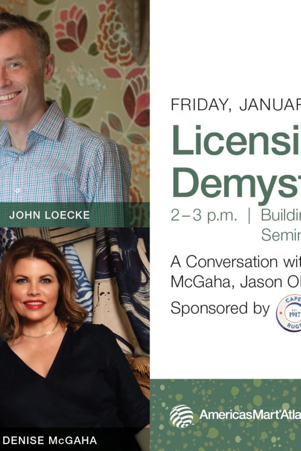 ATLANTA MARKET:: LICENSING PANEL DISCUSSION
