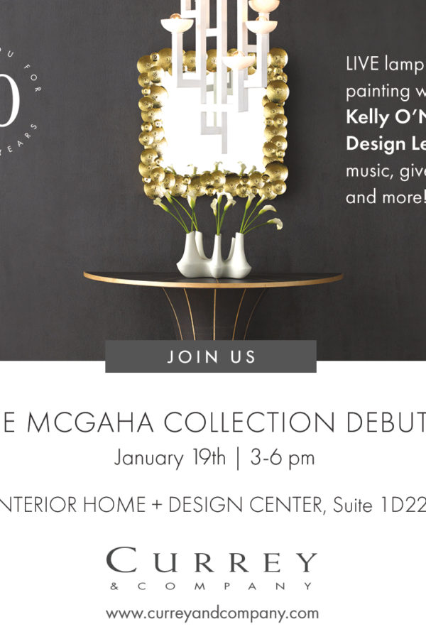 DENISE MCGAHA AND CURREY & CO. AT DALLAS MARKET